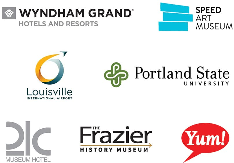 Wyndham Grand, Louisville International Airport and others